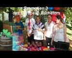 Vidéo de présentation des étudiants diplômés en 2012