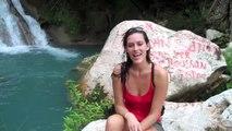 A Visit to the Basin Bleu in Jacmel, Haiti