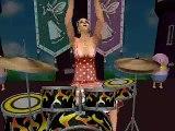 Sims 2 version of Lily Allen-Alfie