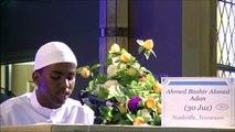 Masjid Alfarooq Nashville Quran Competition held at Minneapolis Ahmed Bashir