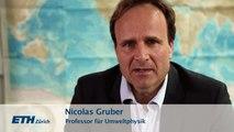 Nicolas Gruber: «Die globalen CO2-Emissionen sind heute auf Rekordhöhe»