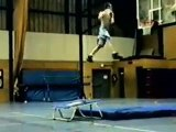 Trampoline Time - Basket ball