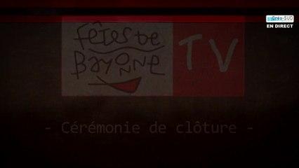 Les Fêtes de Bayonne en live vidéo du 29/07 au 2/08/2015