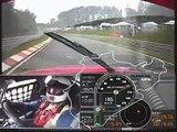 2xV8 - V8 Supercar and Aston-Martin V8 Vantage at the Nurburgring