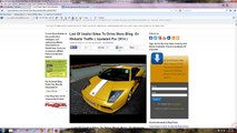 How Do I Get More Traffic To My Website Or Blog - 100 Plus Ways For More Website Visitors