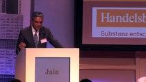 """Handelsblatt Jahrestagung """"Banken im Umbruch"""": Anshu Jain zeichnet die Zukunft der Banken"""