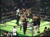 NOAH - KENTA & Naomichi Marufuji vs Yoshinobu Kanemaru & Takashi Sugiura