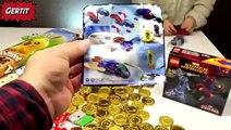 Batman Kinder Maxi Surprise Eggs 3/22 Batman Vs Superman Batman Begins Robin Toys - Frozen Toys 33