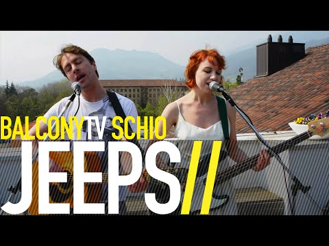JEEPS – JEEPS ON (BalconyTV)