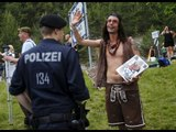 Anti-Bilderberg activists gather ahead of big boss elitist summit in Austria