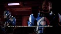 Mass Effect 2: Zaeed's mission renegade cutscenes