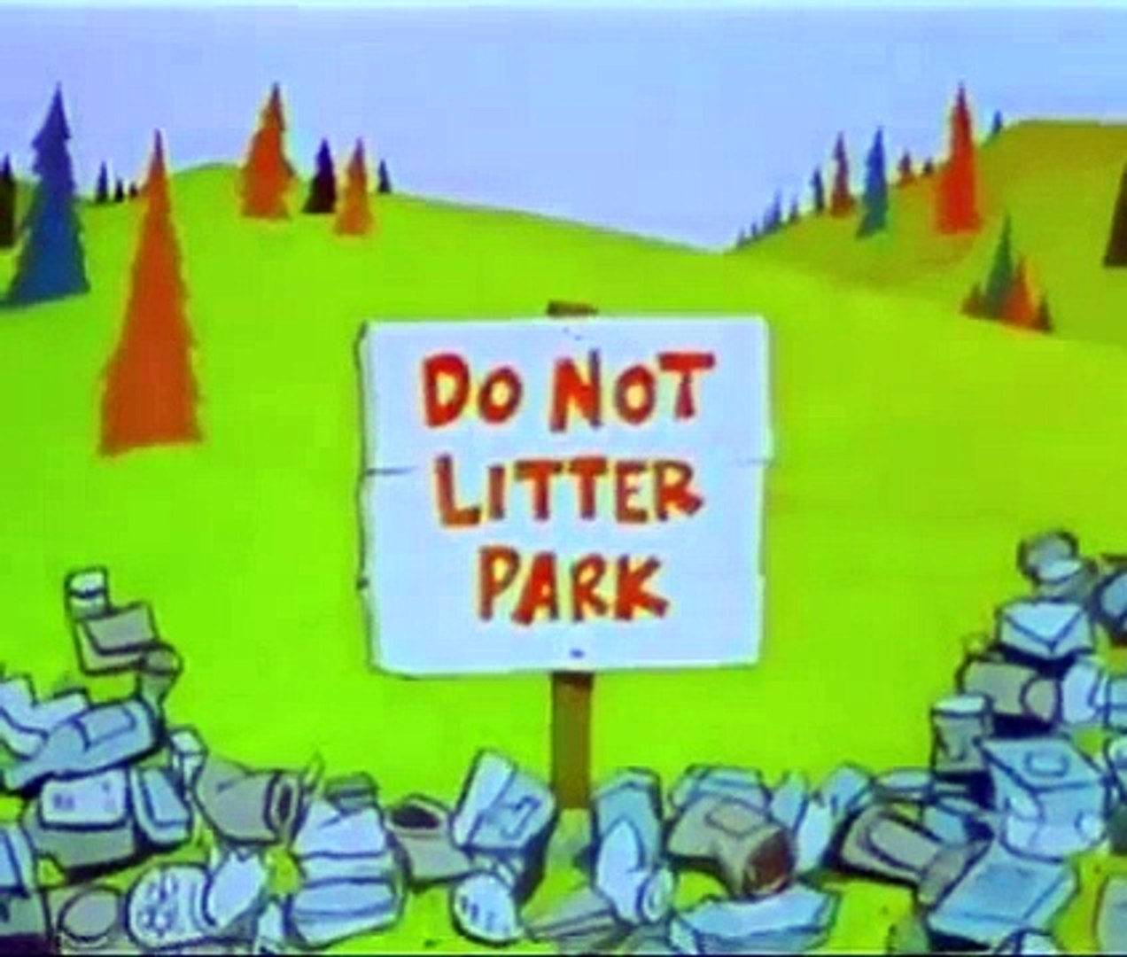 3 Stooges 068: Litter Bear