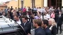 Pietrasanta: Funerale Igor Mitoraj 13-10-2014