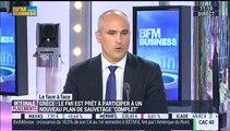 """Frédéric Rollin VS Ronan Blanc (1/2): """"Le Grexit n'est plus un gros mot, c'est envisageable !"""" - 17/07"""