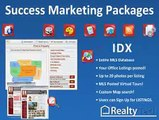 Real Estate Website Web Site Design with IDX property Search