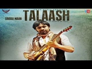 Babbu Maan - Talaash | Jukebox | All Songs Promo