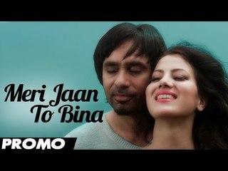 Babbu Maan - Meri Jaan To Bina   Talaash   Promo   2013   Latest Punjabi Songs
