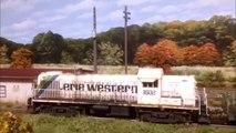 Tom Johnson's Logansport & Indiana Northern | Model railroad layout | Model Railroad Hobbyist | MRH