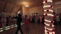Pokaz tańca towarzyskiego na weselu - Weselny Styl