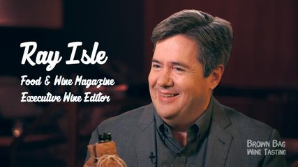 Food and Wine Editor Ray Isle Talk BBQ, Shipwreck Wine