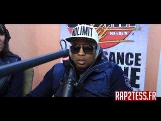 I.K. n'admet aucune limite dans le rap français !