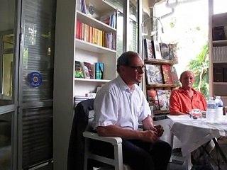 Richard Collasse, écrivain résidant au Japon, invité à la librairie Elan Sud