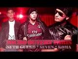 Seth Gueko ft. Koma, Seven | Micro Ouvert Paris | Album : Patate de Forain