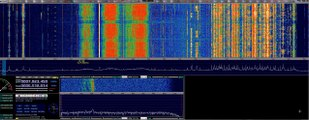 First WiFi Transceiver Test (GNU Radio + USRP N210) - video dailymotion
