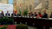 S.A.R  la Princesa de Asturias inaugura el VIII Seminario Internacional de Lengua y Periodismo