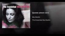 Questo amore vero   Mia Martini