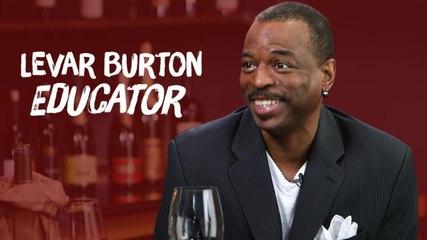 Levar Burton - Educator