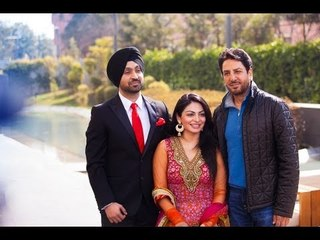 Gurdas Maan G With Diljit Dosanjh & Neeru Bajwa