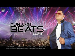 Punjabi Beats | G.S. Gorsi | Full Song | Mudtaan | Japas Music