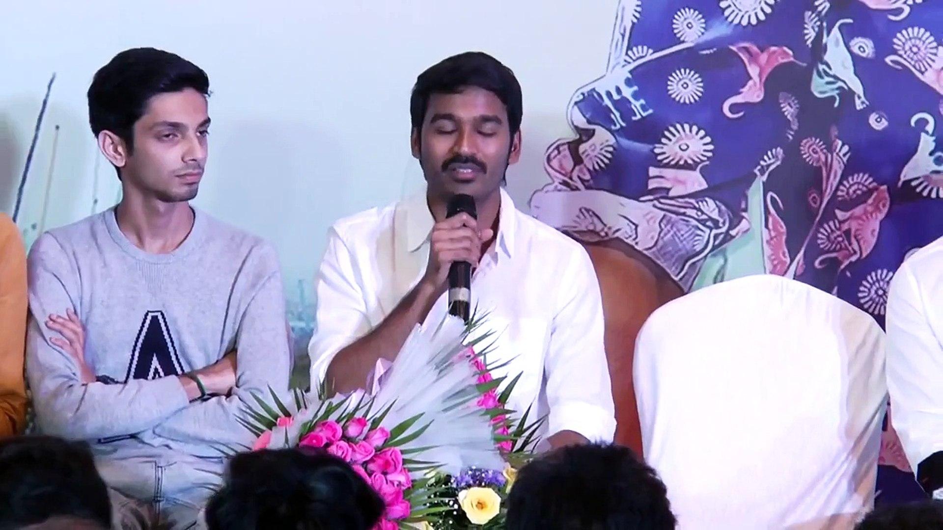 Dhanush Says Maari Dubbing in telugu