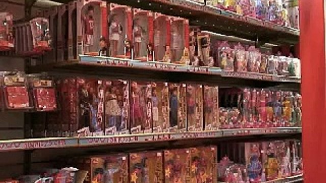 Hamleys toy store opens in Glasgow