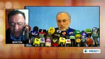 Latest Iran-IAEA talks were positive: Iranian Foreign Minister