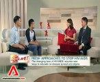 AM Live! interviews HIV +ve individuals, Singaporean Avin and activist Laurindo