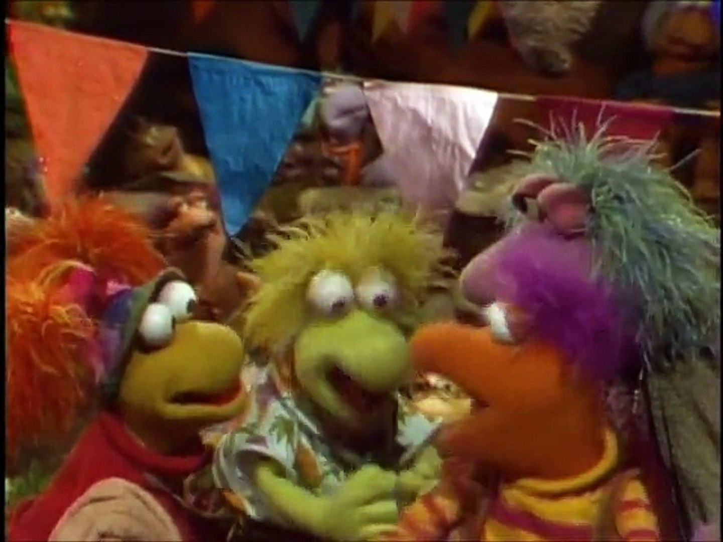 Mr. Conductor Visits Fraggle Rock Episode 23: The Beast of Blue Rock