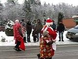 Santa Clause Parade-Bancroft, Ontario, Canada