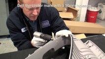 CRV Backup Sensor Installation (Honda Answers #64)