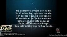 Caminando En Fuego (Remix) (Letra) - Baby Rasta & Gringo Ft Kendo Kaponi, Jomar, Ñejo & Arcangel