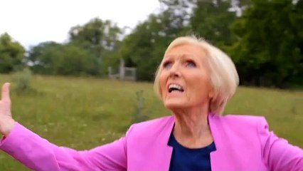 Mary Berry dances to The Sound Of Music as she prepares for Great British Bake Off return!