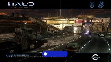 Halo 3: ODST Xbox One Gameplay Walkthrough #8 - Autostrada Costiera