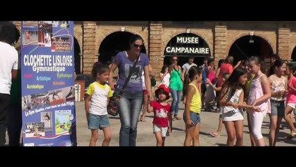 Journée Nationale de la Gymnastique - Le Flashmob des participants
