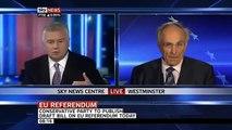 Peter Bone on Cameron 'wanting' EU referendum (14May13)