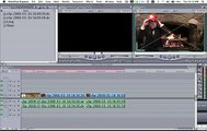 Final Cut Express Tutorial: How to Delete Audio From a Clip+How to See Clip Thumbnail In Browser
