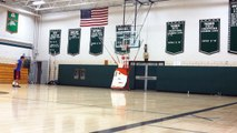 Stephen Curry 77 threes in a row 94 of 100 beaten by Al Callejas (HS Range)