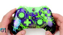 Xbox One - Pearl Purple / Black Fade - Custom Controllers - Controller Chaos