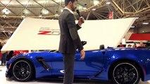HD 2016 Corvette convertible ZO6