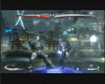 Injustice PS3 Demo: Lex Luthor infinite combo